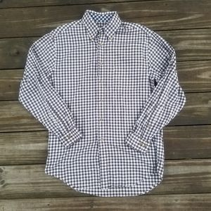 Brooks Brothers button-down long sleeve shirt
